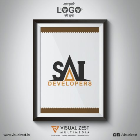 <h4>Sai Developers<br/>Logo Design</h4>