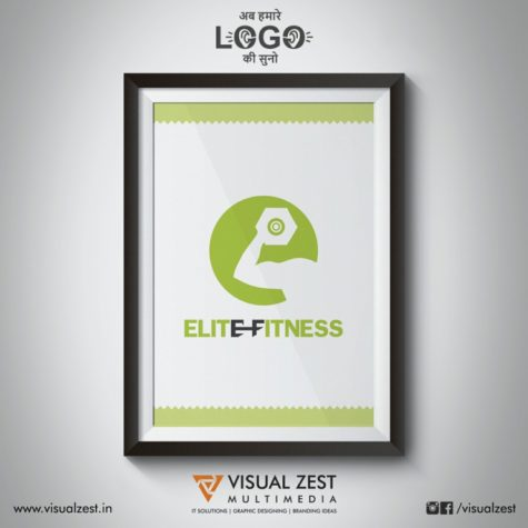 <h4>Elite Fitness<br/>Logo Design</h4>
