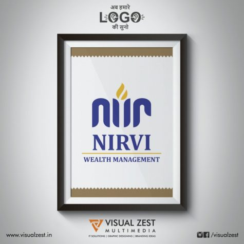 <h4>Nirvi Wealth<br/>Logo Design</h4>